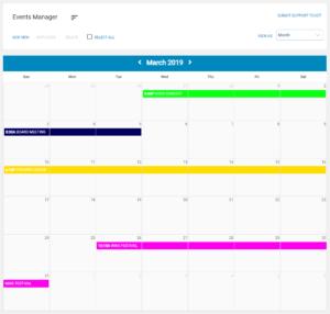 ep backend calendar