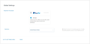 Offline Payments Screenshot 1