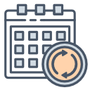 Recurring Events Extension Icon