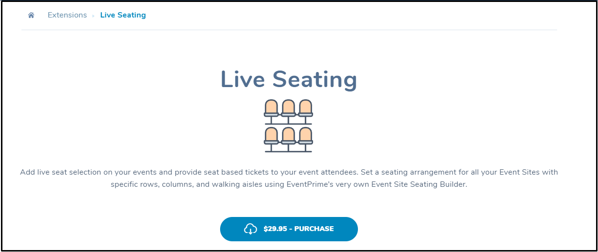 live seating chart