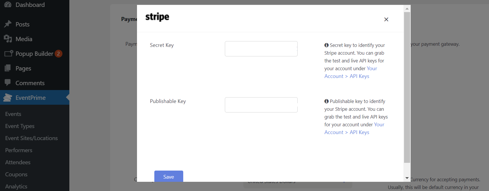 stripe payment system