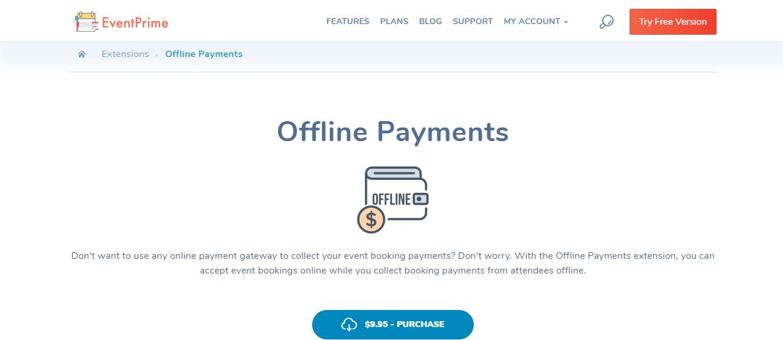 offline payment options