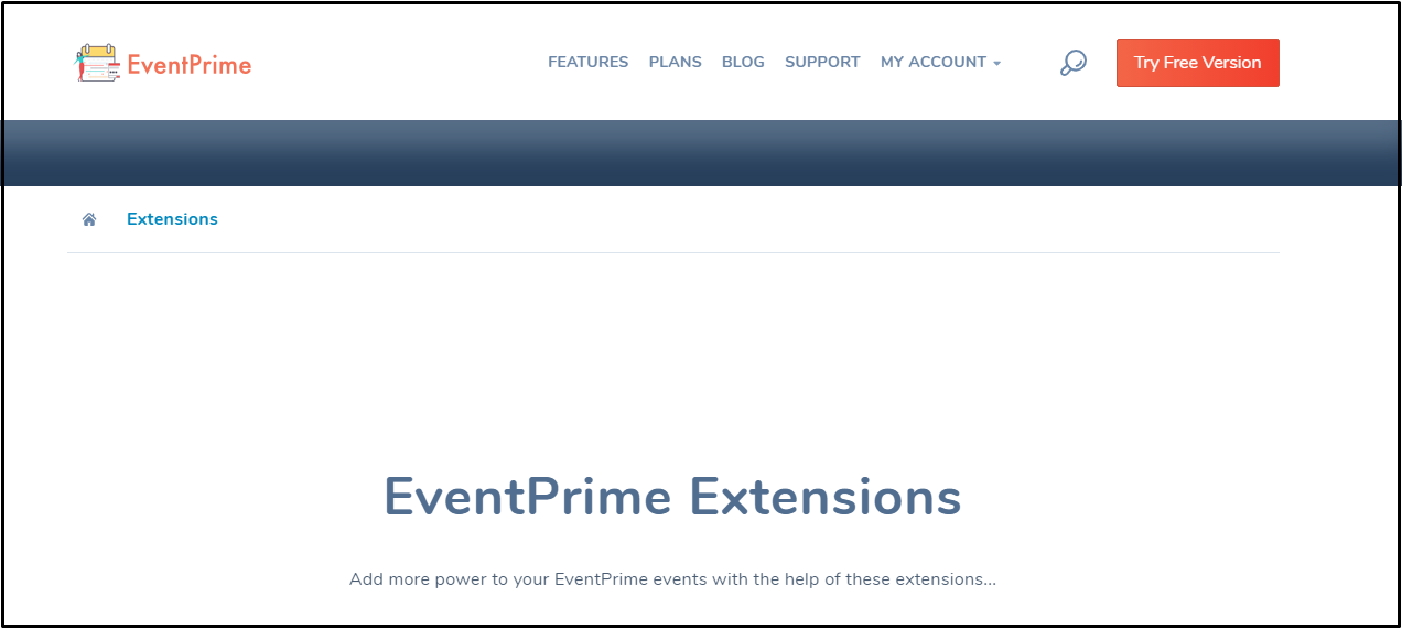 Custom attendee bookings: EventPrime Extensions