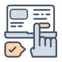 Admin Attendee Bookings Icon