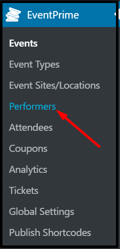 Add Performers
