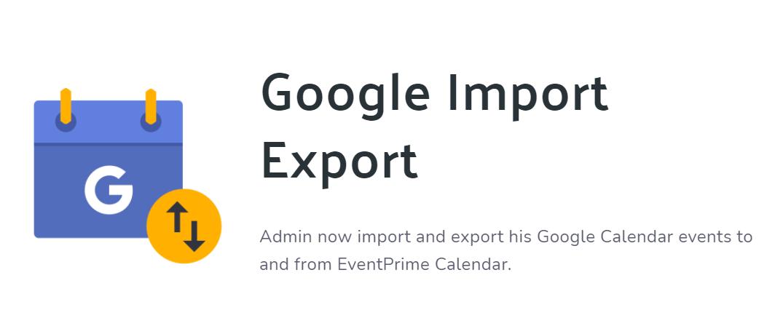 add events to google calendar